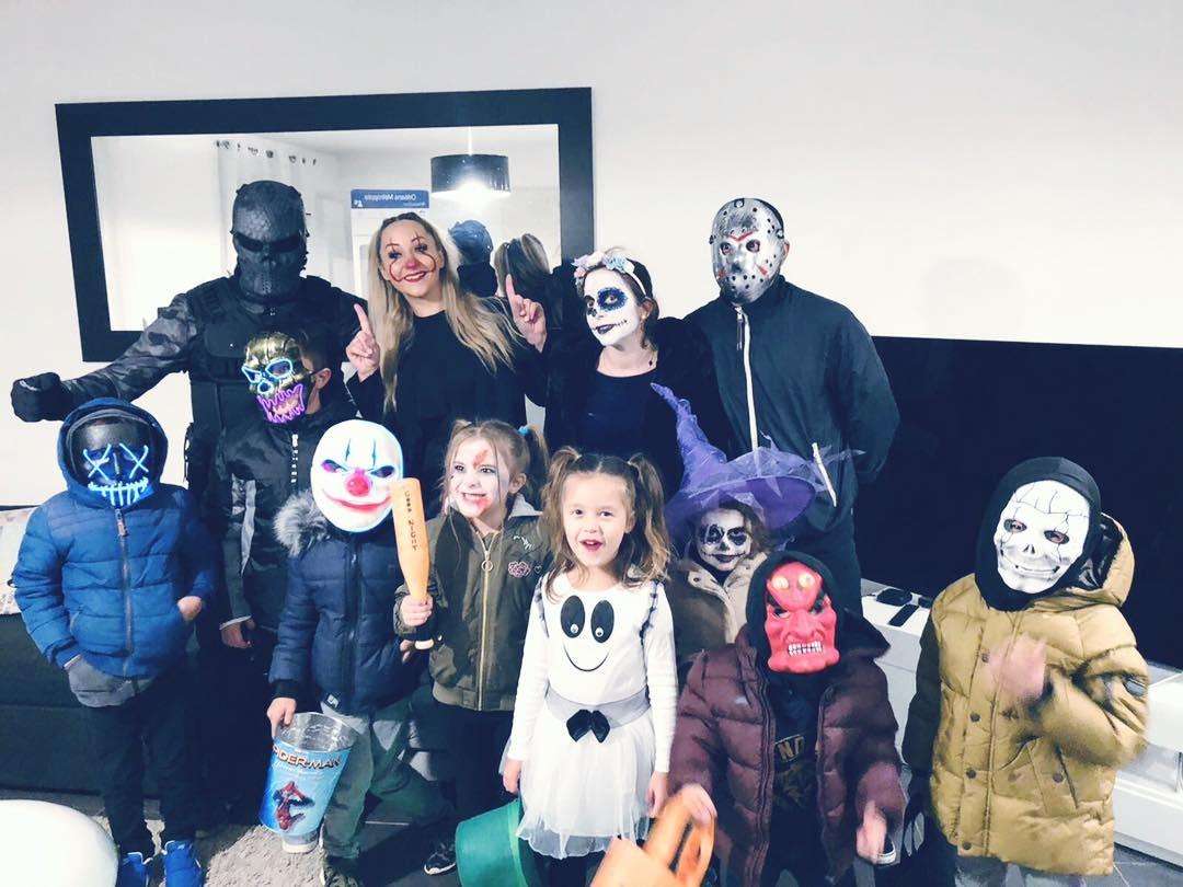Le premier Halloween d'Orléans Métropolis