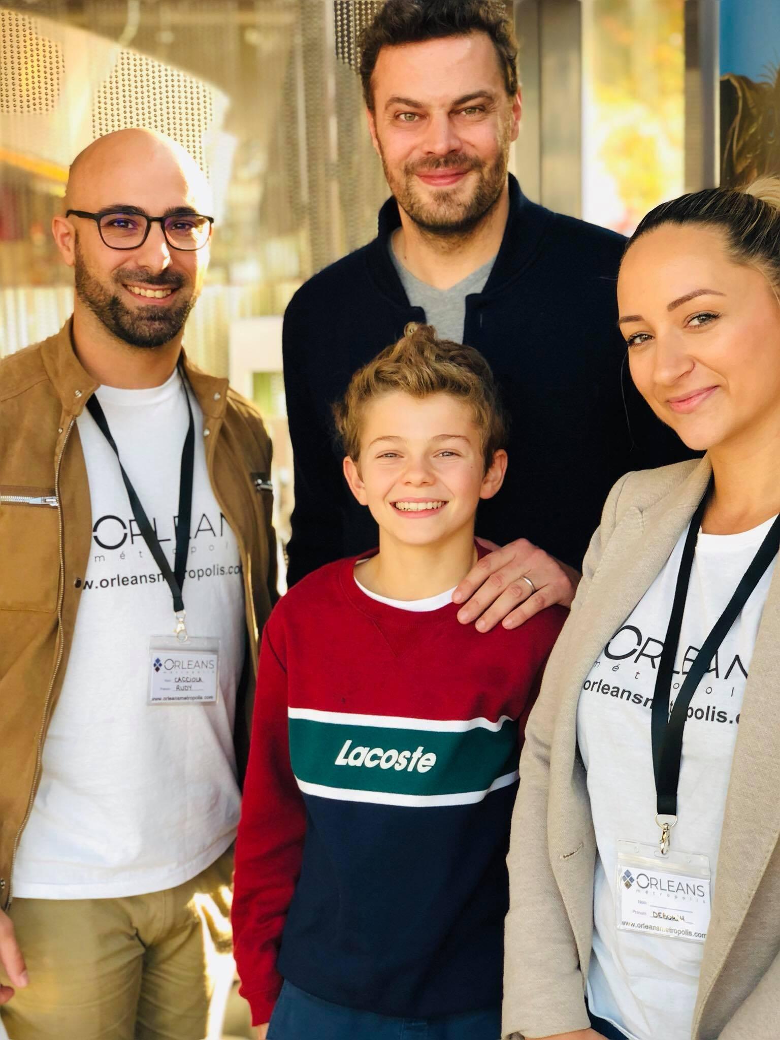 Film Rémi sans famille - Antoine Blossier & Maleaume Paquin