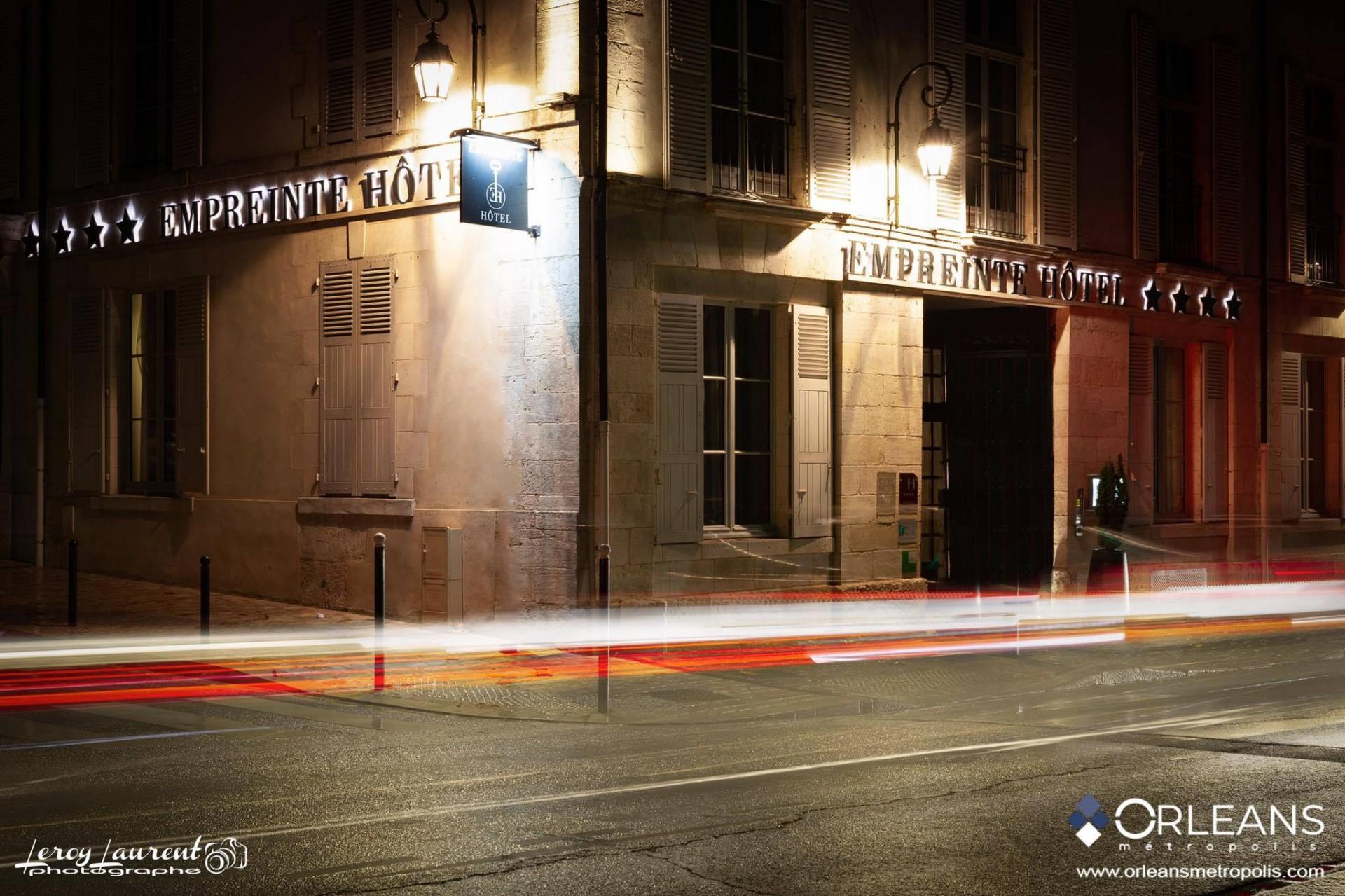 Empreinte Hôtel Orléans by Night