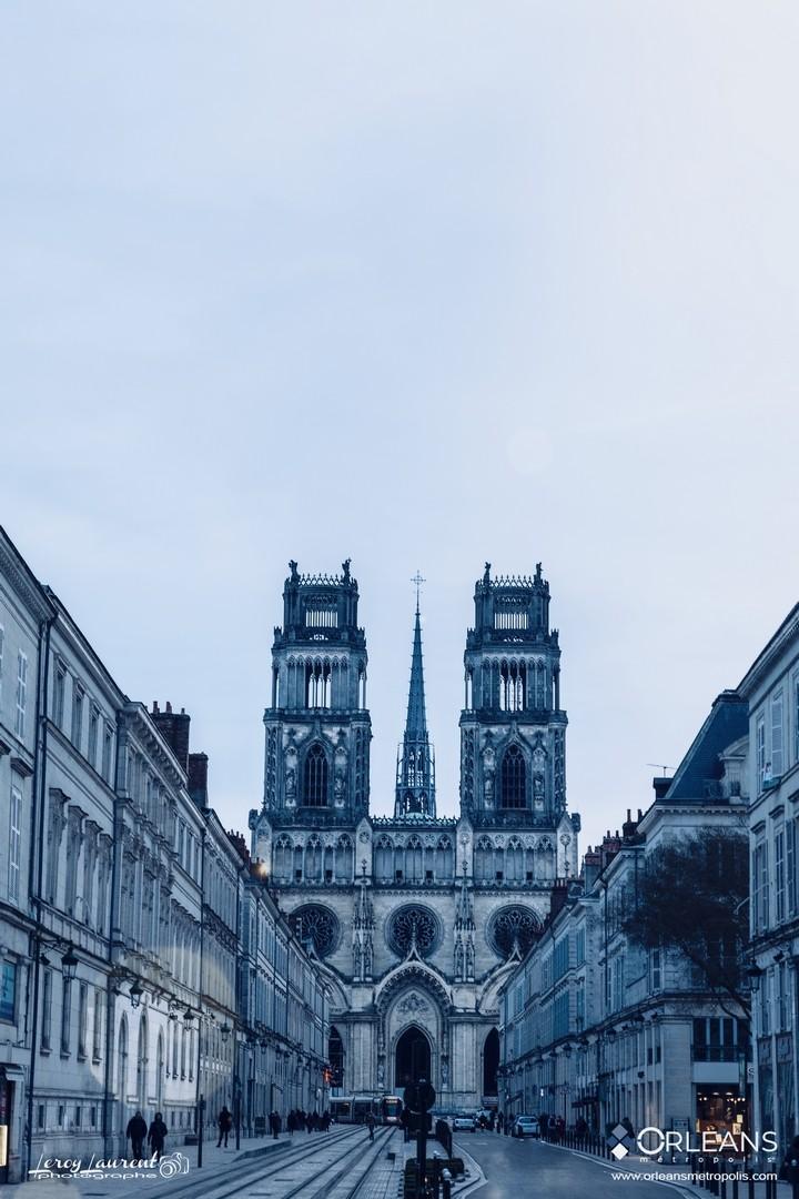 Visiter la Cathédrale d'Orléans