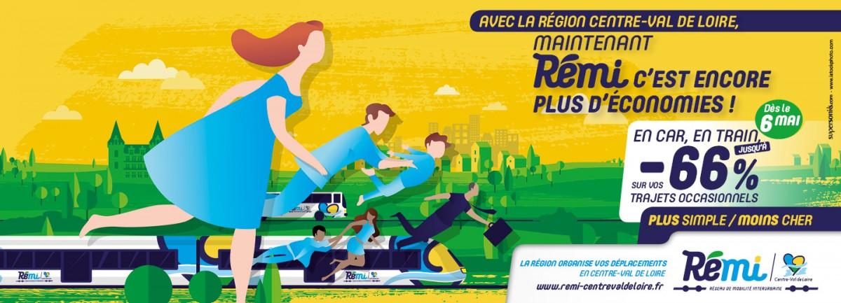 Réductions sur les transports pour les habitants de la région