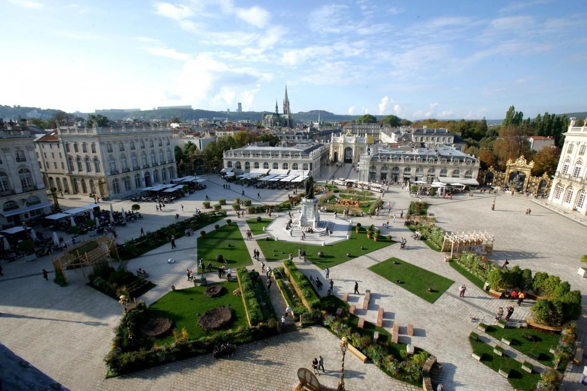 Concours de jardins éphémères à Orléans