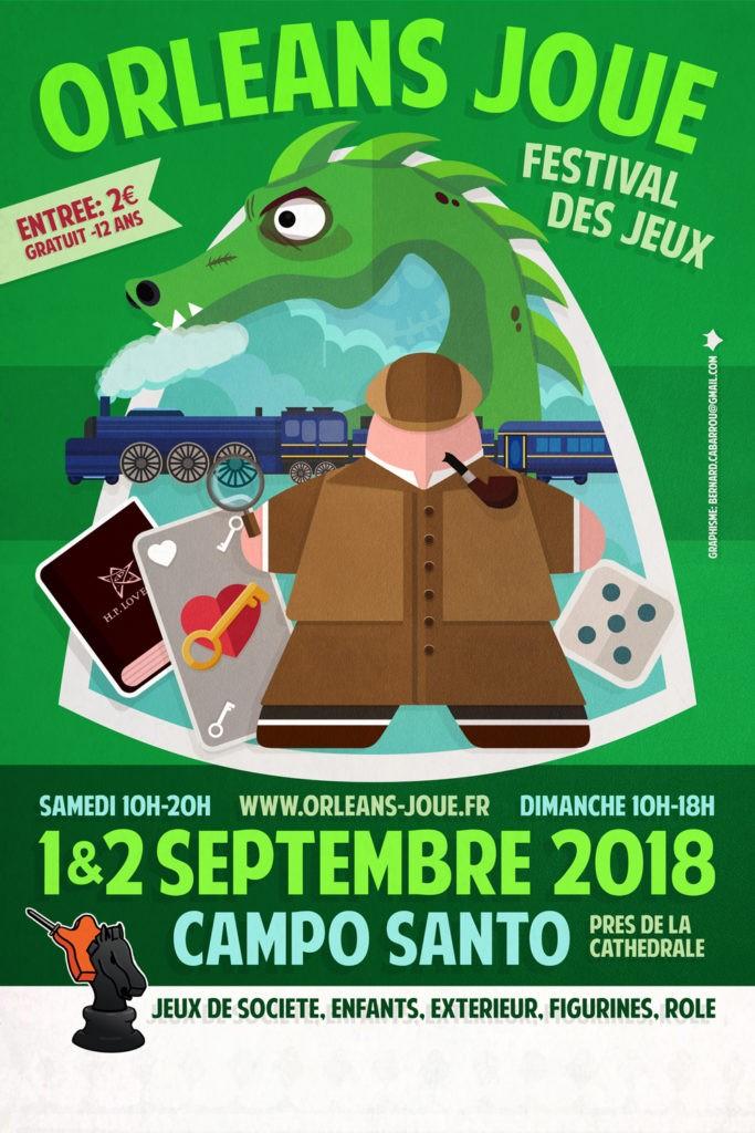 Festival Orléans Joue