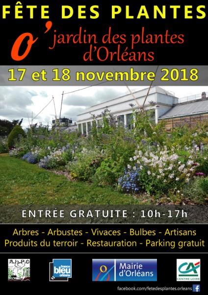 Fête des plantes O'Jardin d'Orléans