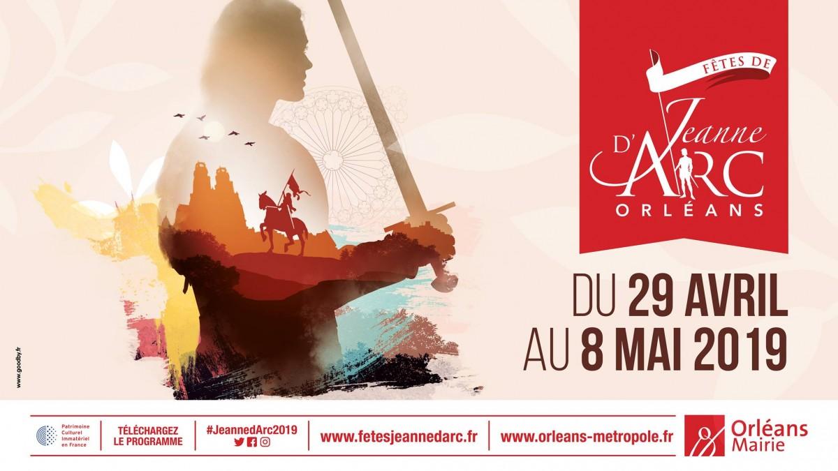 Les fêtes de Jeanne d'Arc