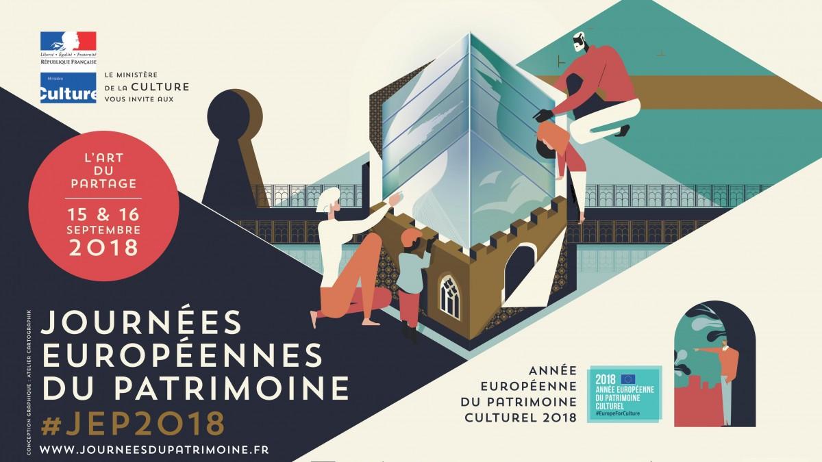 Journées Européennes du Patrimoine à Orléans
