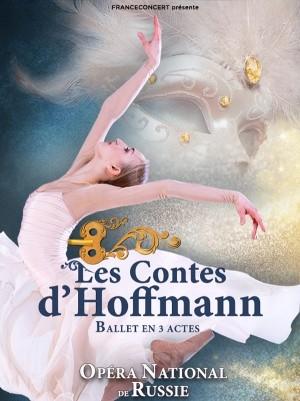 Les contes d'Hoffmann par l'Opéra National de Russie au Zénith