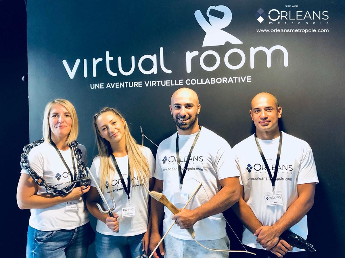 Nous avons testé pour vous Virtual Room