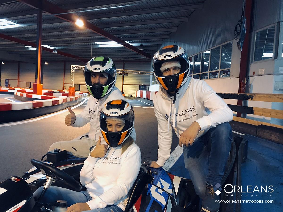 Nous avons testé pour vous Kart Racer