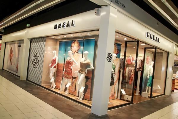 Centre Commercial Belles Rives