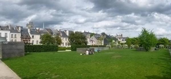 Jardin de la Charpenterie