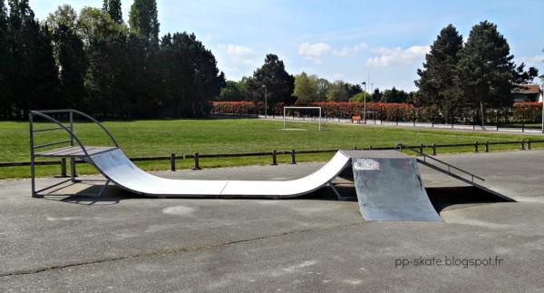 Skatepark de Saran