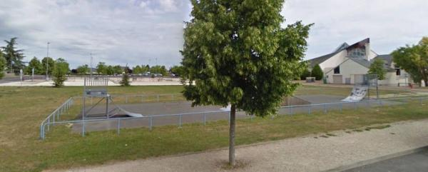 Skatepark de La Chapelle-Saint-Mesmin