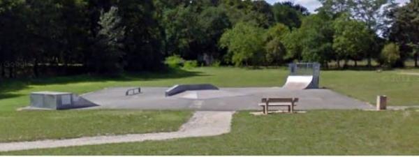 Skatepark de Saint-Cyr-En-Val