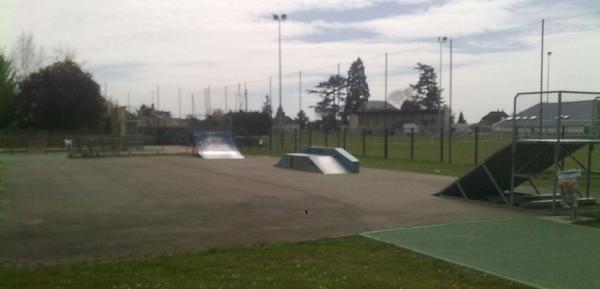 Skatepark de Jargeau