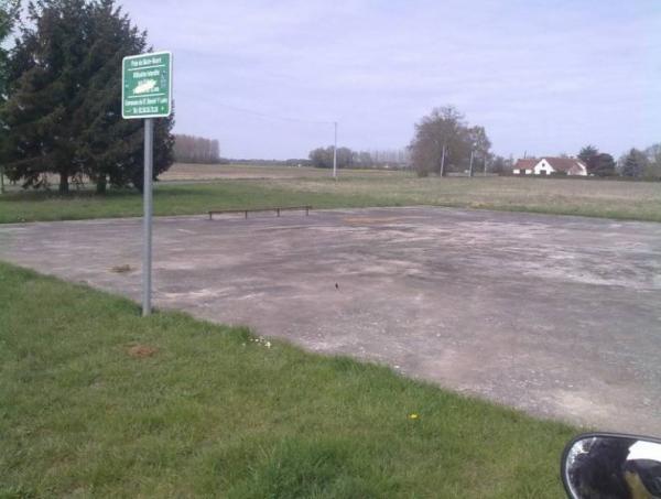 Skatepark de Saint-Benoît-Sur-Loire