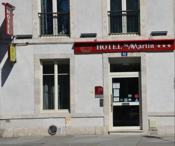Hôtel St Martin