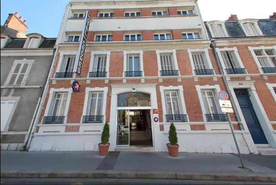 Hôtel des Cèdres