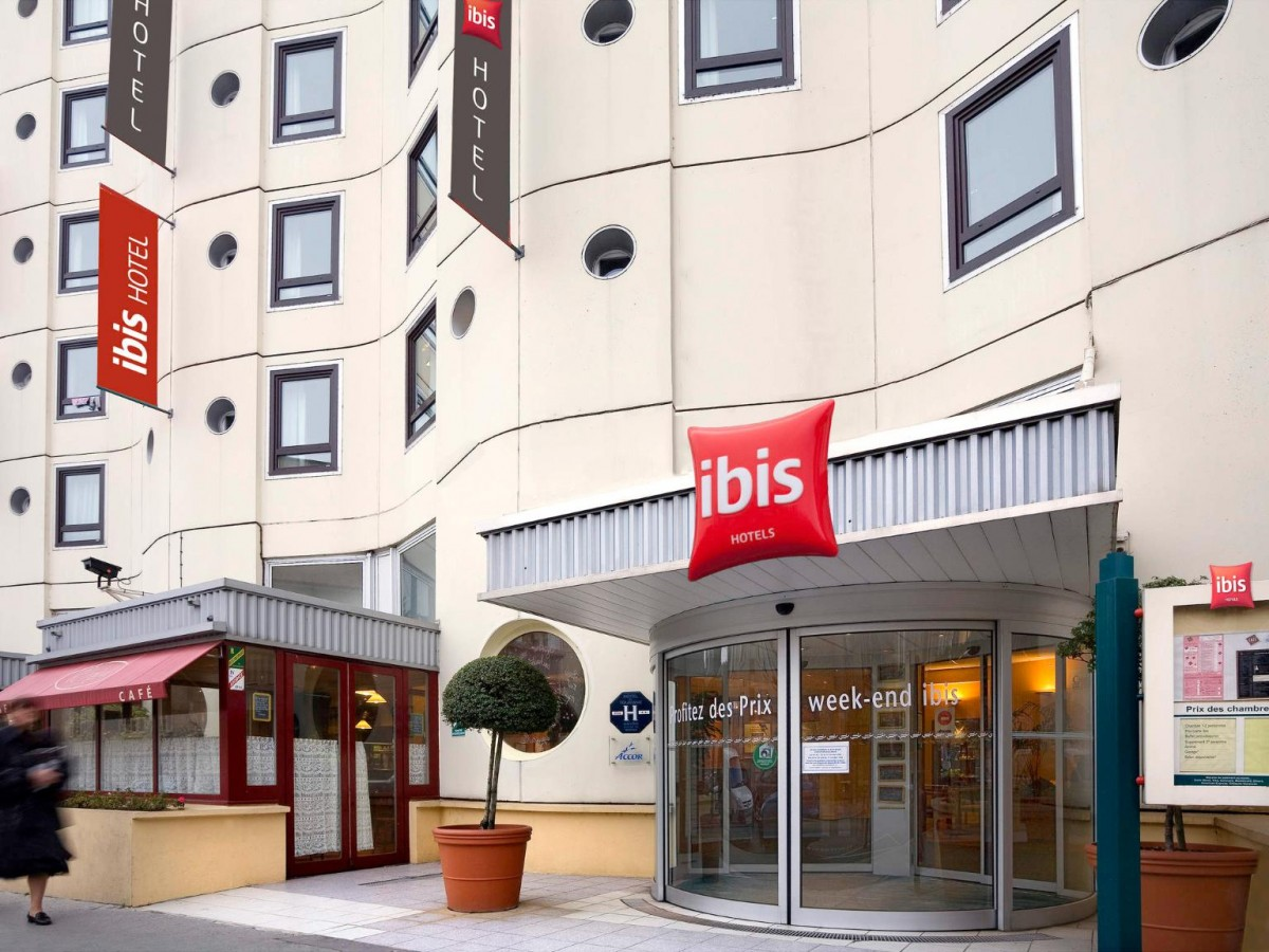Hôtel Ibis Orléans Centre Gare