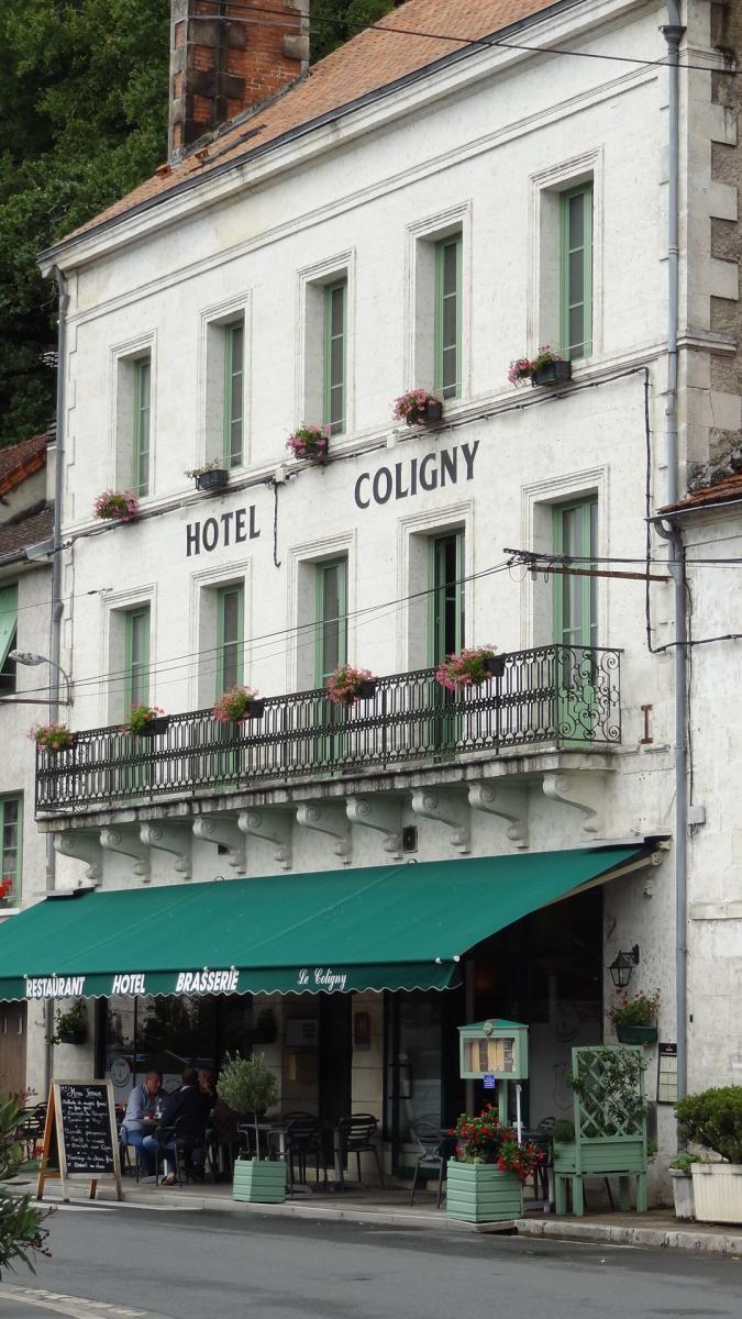 Hôtel Coligny