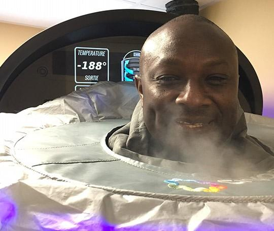 Centre de cryothérapie à Orléans