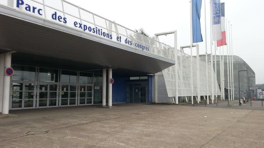Parc des expositions et des congrès d'Orléans