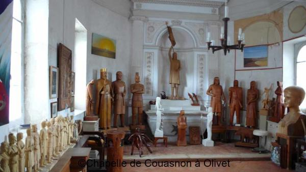 Chapelle de Couasnon
