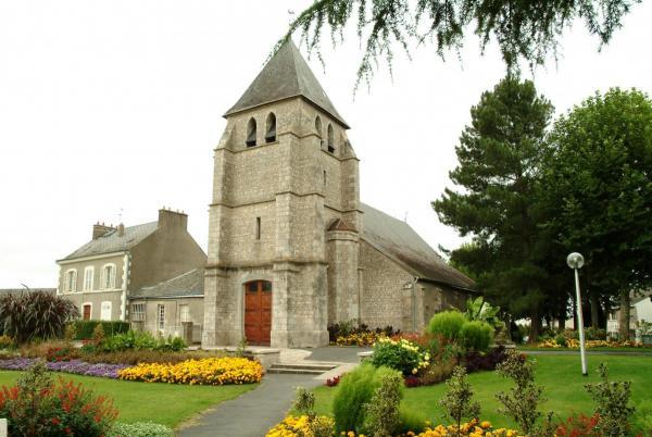 Église Saint Martin de Saran