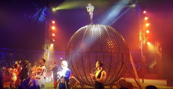 Ecole de cirque Alexis et Anargul Gruss