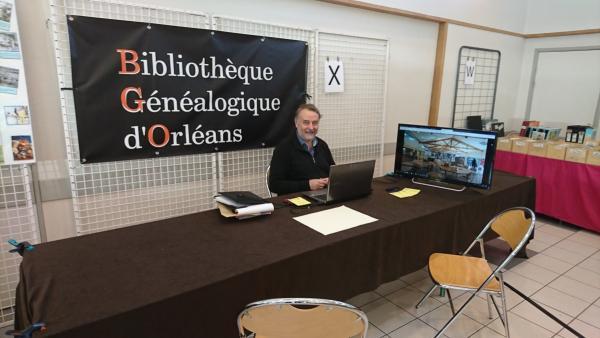 Bibliothèque Généalogique d'Orléans