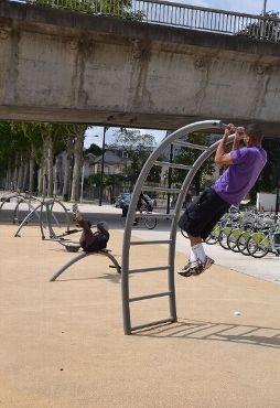 Aire de sport urbain Orléans