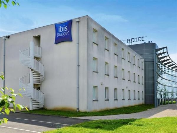 Hotel ibis budget Orléans Sud Parc des Expos