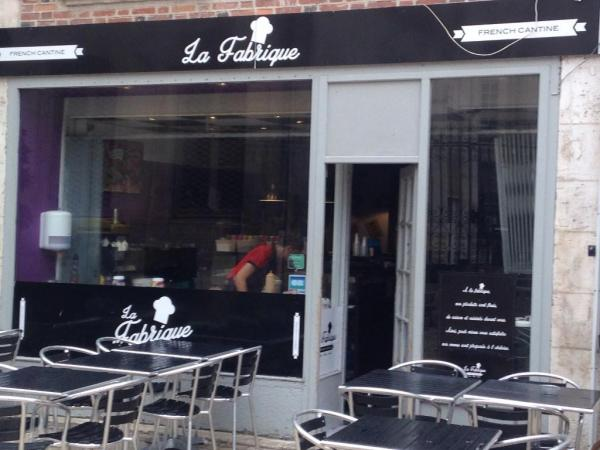 La Fabrique French Cantine