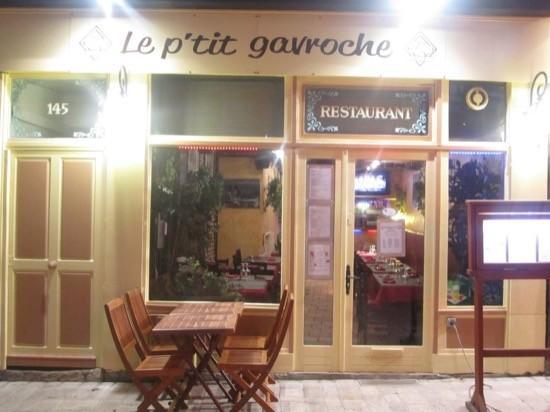 Le P'tit Gavroche