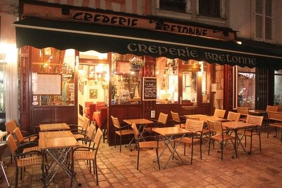 La Crêperie Bretonne