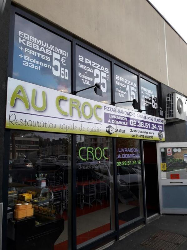 Croc' Express (Route d'Olivet)