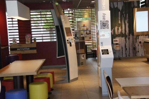 McDonald's Orléans
