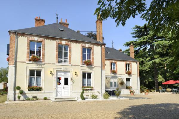 Logis Hôtel la Villa des Bordes