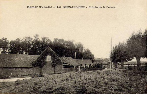 La Bernadière